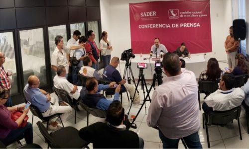 Anuncia Comisionado de CONAPESCA cambio de nombre del programa ProPesca