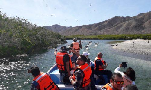 Impulsa Gobierno Municipal actividades para reactivar la pesca, la acuacultura y el turismo en Puerto Chale, B.C.S.