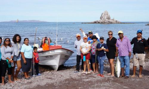 Inspira ejemplo de pescadores de B.C.S. a productores de Guerrero
